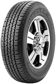 Bridgestone DUE.684 2 DE 15 DEMO DOT2015 pneumatiky