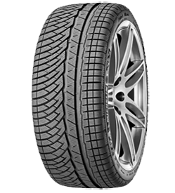 Michelin ALPIN PA4 * MO XL pneumatiky